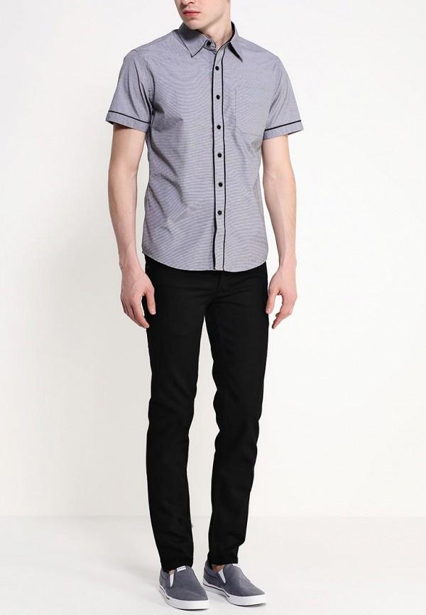 Зауженные джинсы Burton Menswear London 12S36GBLK: изображение 3