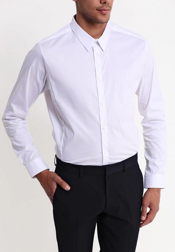Рубашка с длинным рукавом Burton Menswear London 19B02GWHT: изображение 2