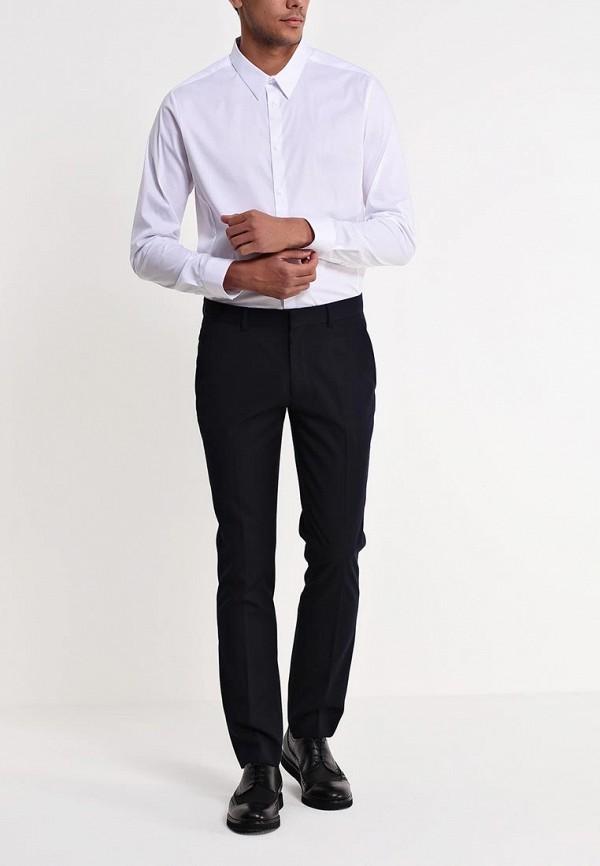 Рубашка с длинным рукавом Burton Menswear London 19B02GWHT: изображение 3