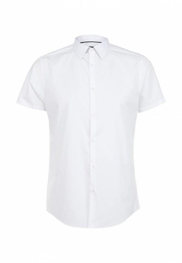 Рубашка с коротким рукавом Burton Menswear London 19B04GWHT: изображение 1