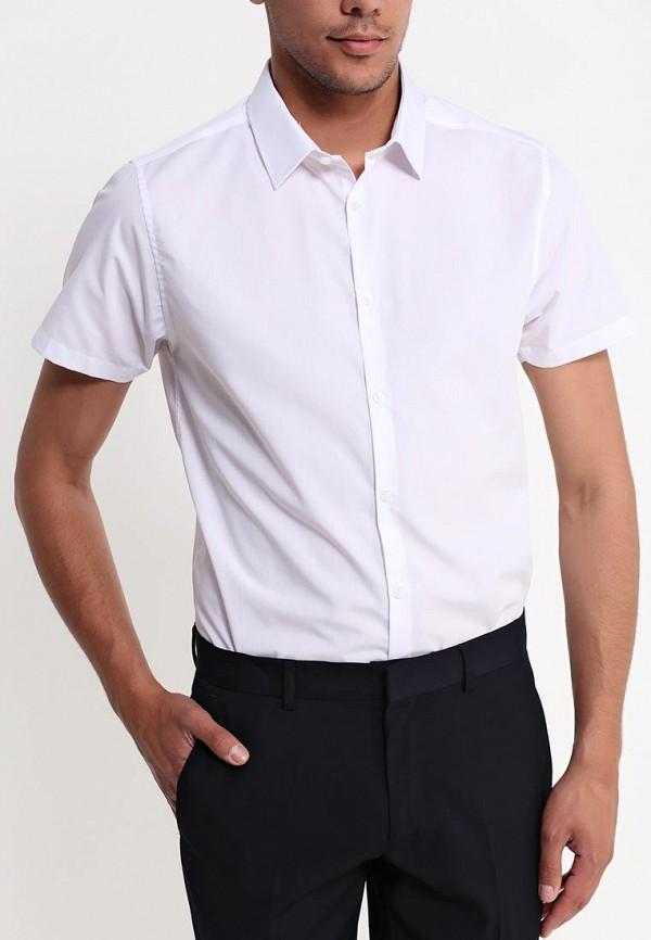 Рубашка с коротким рукавом Burton Menswear London 19B04GWHT: изображение 2