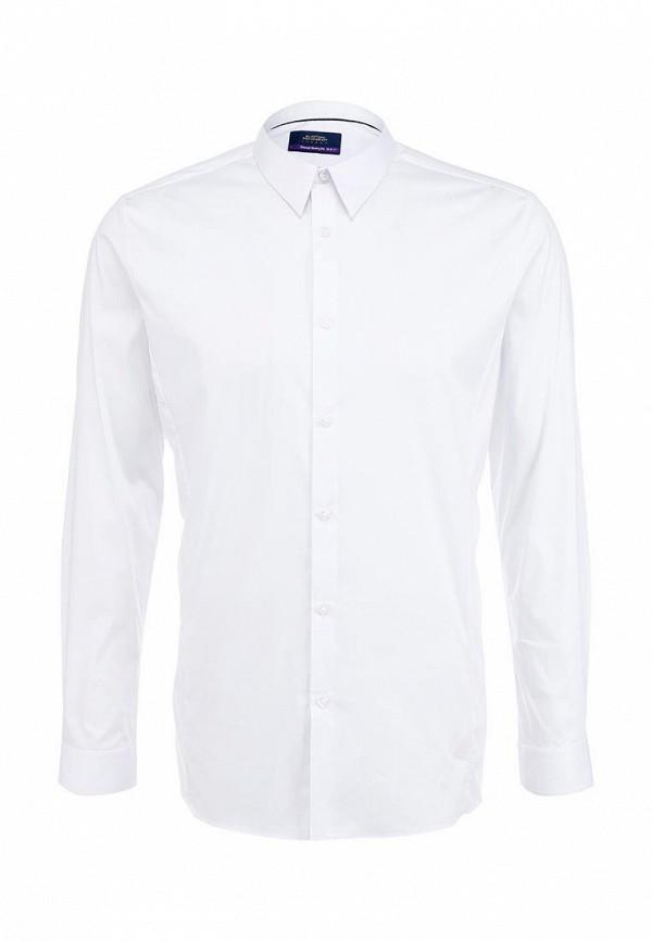 Рубашка с длинным рукавом Burton Menswear London 19B21EWHT: изображение 1