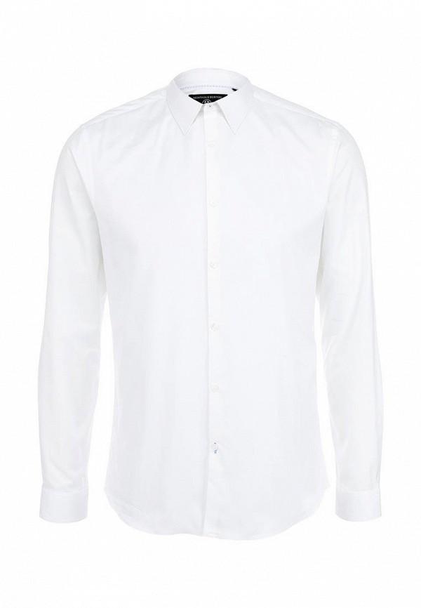 Рубашка с длинным рукавом Burton Menswear London 19P01GWHT: изображение 1