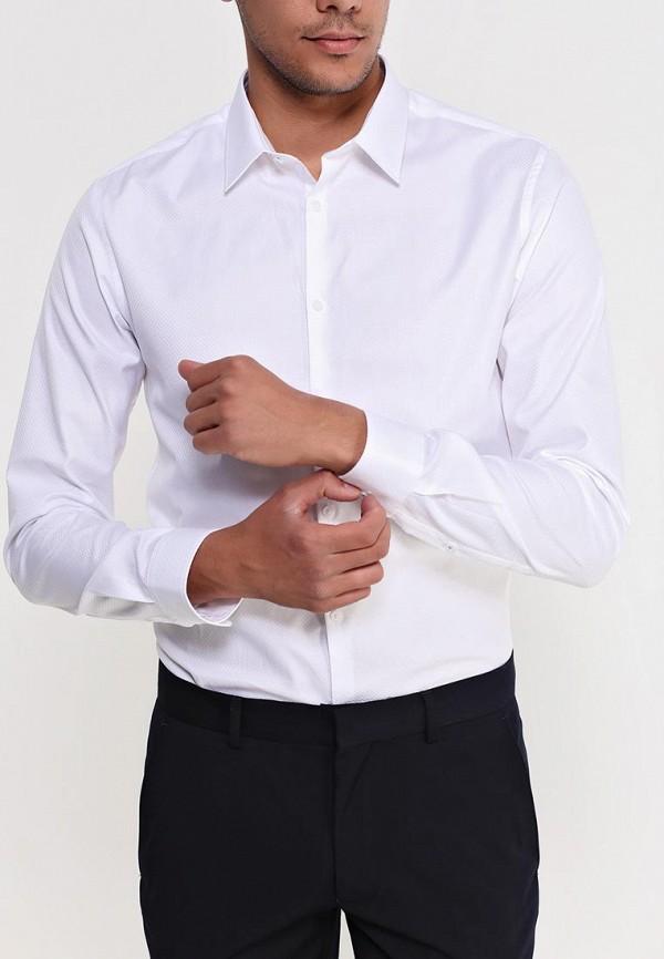 Рубашка с длинным рукавом Burton Menswear London 19P01GWHT: изображение 2