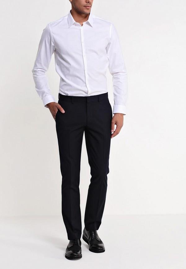 Рубашка с длинным рукавом Burton Menswear London 19P01GWHT: изображение 3