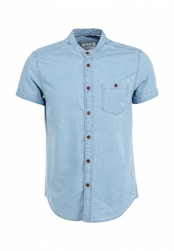 Рубашка с коротким рукавом Burton Menswear London 22A03GBLU: изображение 1