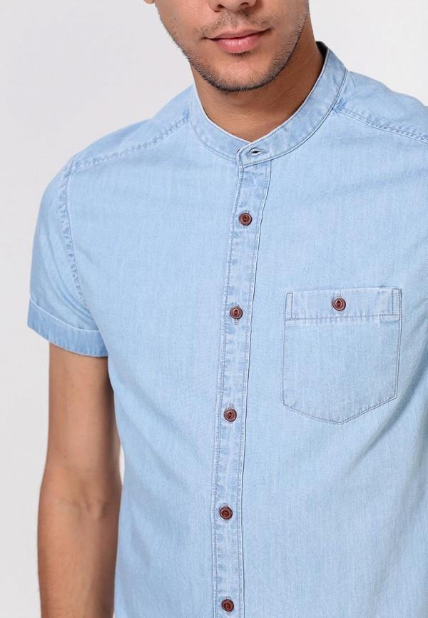 Рубашка с коротким рукавом Burton Menswear London 22A03GBLU: изображение 2
