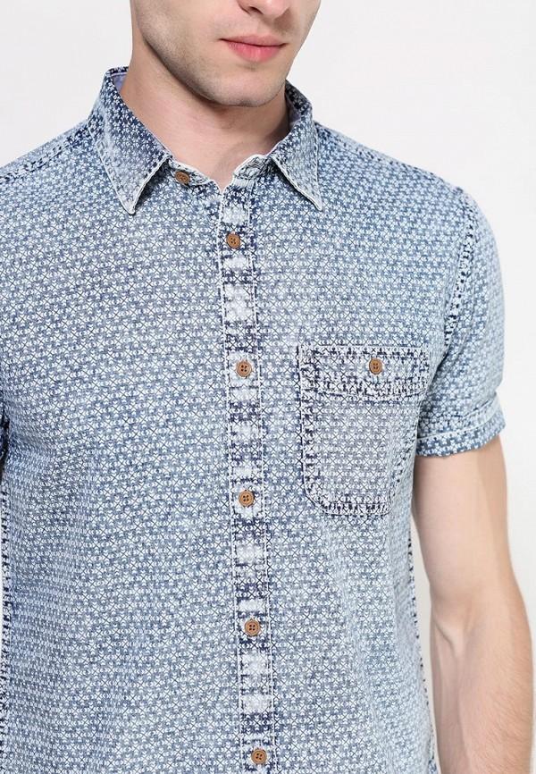 Рубашка с коротким рукавом Burton Menswear London 22A05GWHT: изображение 2