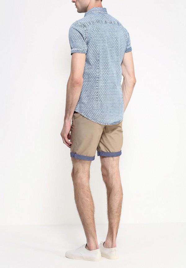 Рубашка с коротким рукавом Burton Menswear London 22A05GWHT: изображение 4