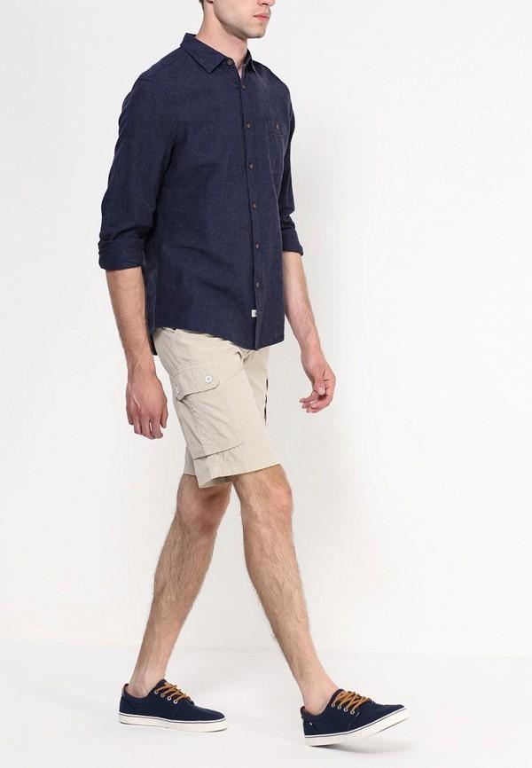 Рубашка с длинным рукавом Burton Menswear London 22C08FNVY: изображение 3