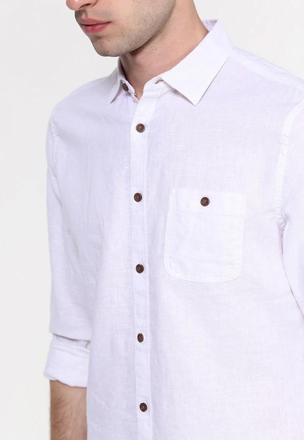 Рубашка с длинным рукавом Burton Menswear London 22C08FWHT: изображение 2