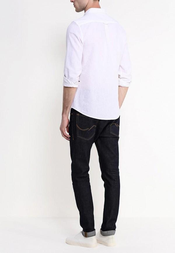 Рубашка с длинным рукавом Burton Menswear London 22C08FWHT: изображение 4