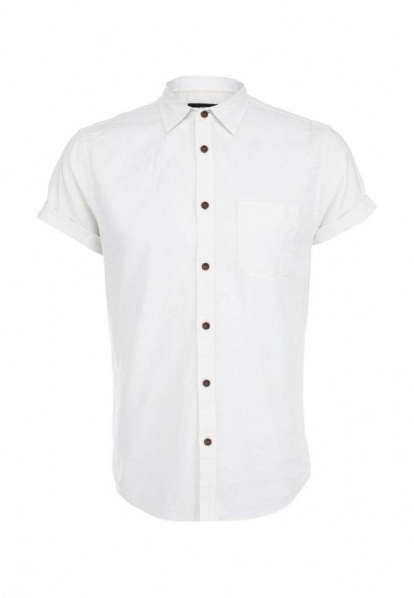 Рубашка с коротким рукавом Burton Menswear London 22D11GWHT