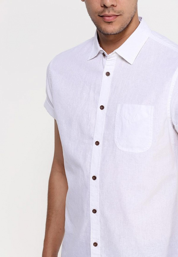 Рубашка с коротким рукавом Burton Menswear London 22D11GWHT: изображение 2