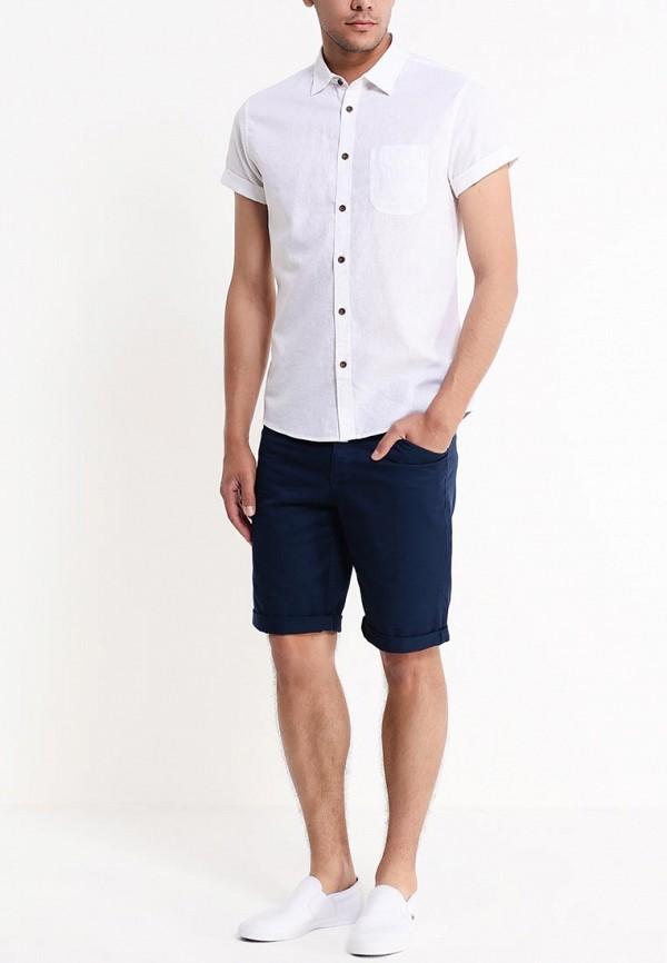 Рубашка с коротким рукавом Burton Menswear London 22D11GWHT: изображение 3