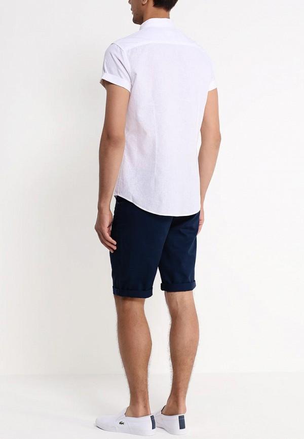 Рубашка с коротким рукавом Burton Menswear London 22D11GWHT: изображение 4