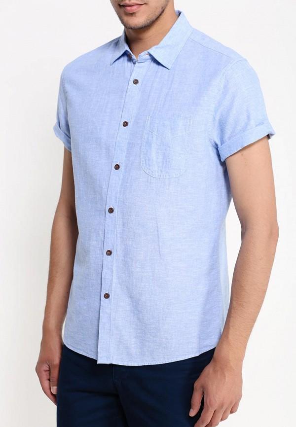 Рубашка с коротким рукавом Burton Menswear London 22D15GBLU: изображение 2