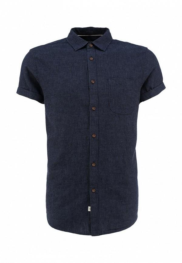 Рубашка с коротким рукавом Burton Menswear London 22D15GNVY: изображение 1