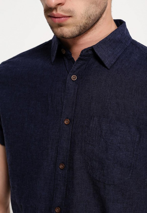 Рубашка с коротким рукавом Burton Menswear London 22D15GNVY: изображение 3
