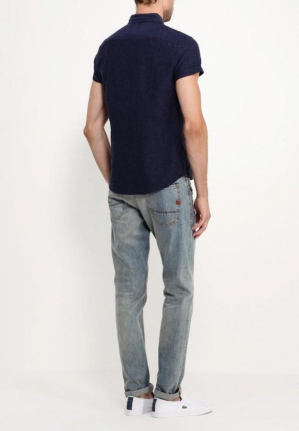 Рубашка с коротким рукавом Burton Menswear London 22D15GNVY: изображение 7