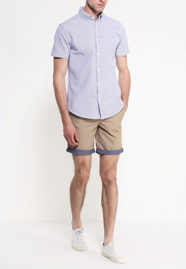 Рубашка с коротким рукавом Burton Menswear London 22D20GNVY: изображение 3