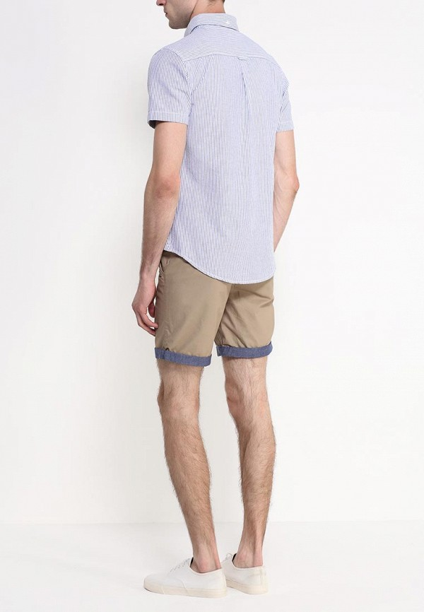 Рубашка с коротким рукавом Burton Menswear London 22D20GNVY: изображение 4