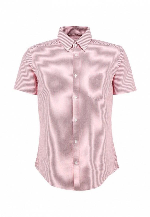 Рубашка с коротким рукавом Burton Menswear London 22D20GRED: изображение 1