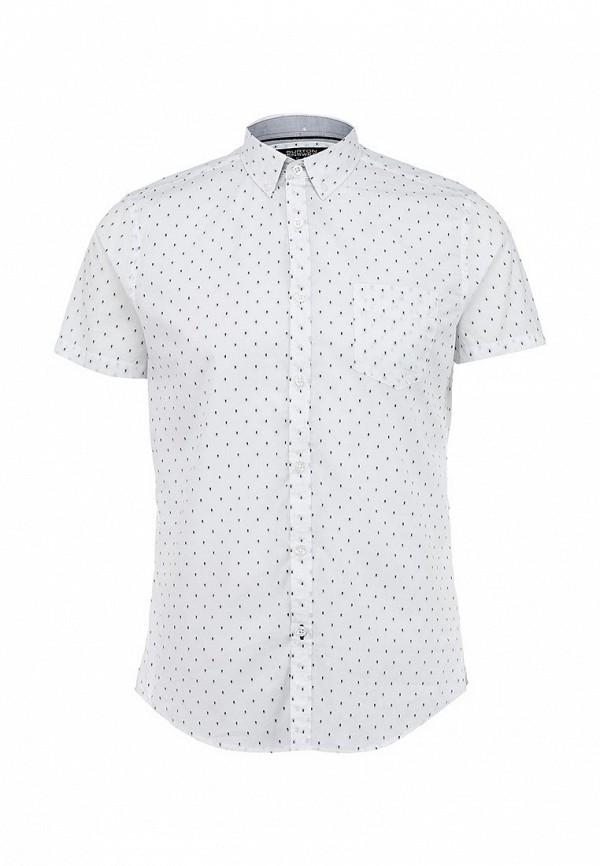 Рубашка с коротким рукавом Burton Menswear London 22K01GWHT: изображение 2