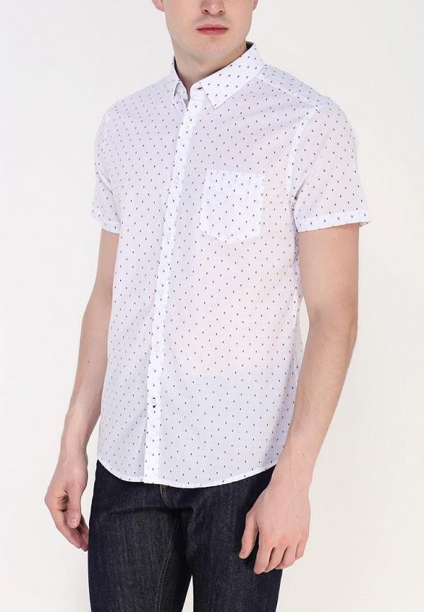 Рубашка с коротким рукавом Burton Menswear London 22K01GWHT: изображение 3