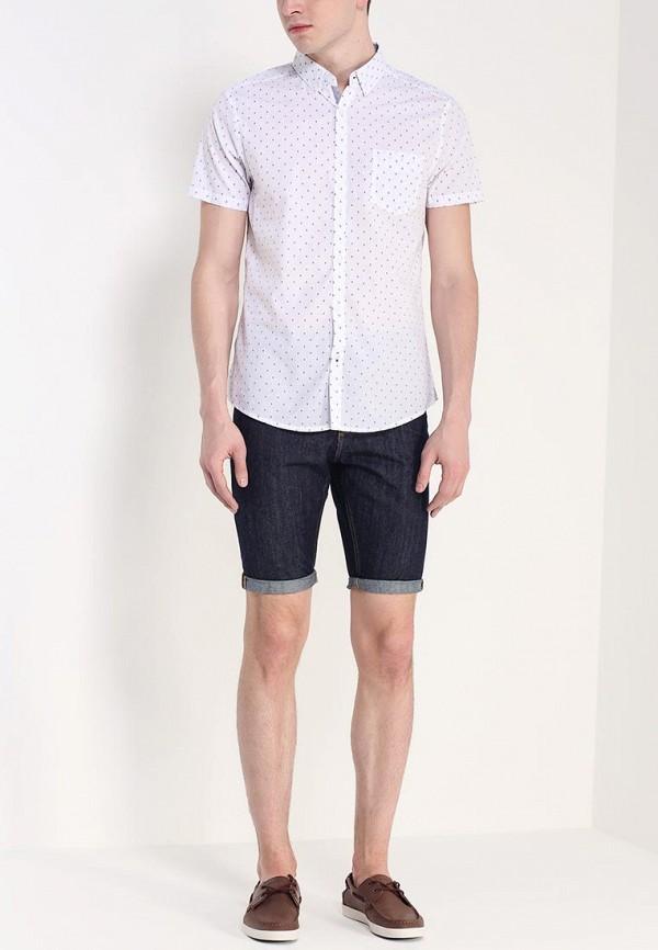 Рубашка с коротким рукавом Burton Menswear London 22K01GWHT: изображение 5