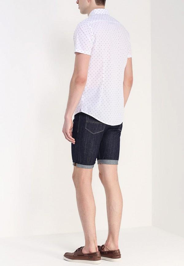 Рубашка с коротким рукавом Burton Menswear London 22K01GWHT: изображение 7