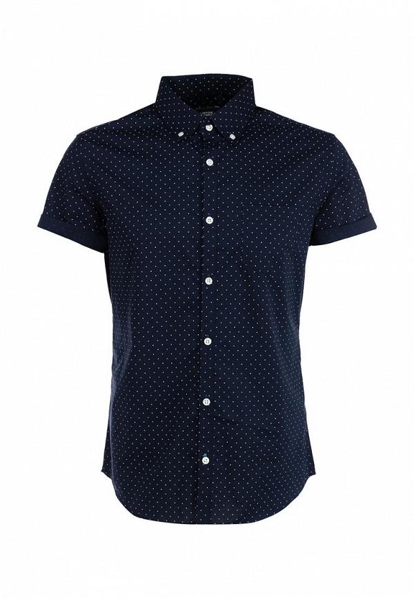 Рубашка с коротким рукавом Burton Menswear London 22P24GNVY: изображение 1