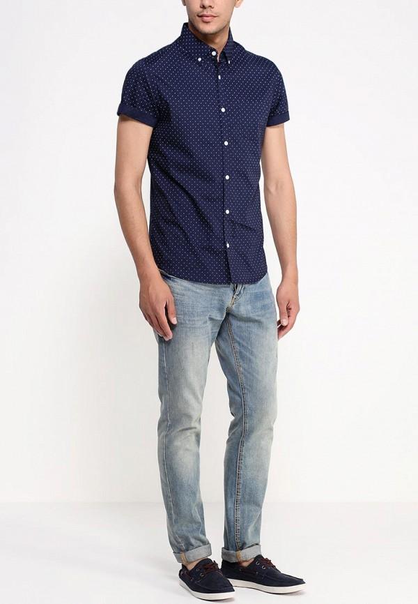 Рубашка с коротким рукавом Burton Menswear London 22P24GNVY: изображение 3