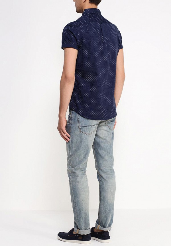 Рубашка с коротким рукавом Burton Menswear London 22P24GNVY: изображение 4