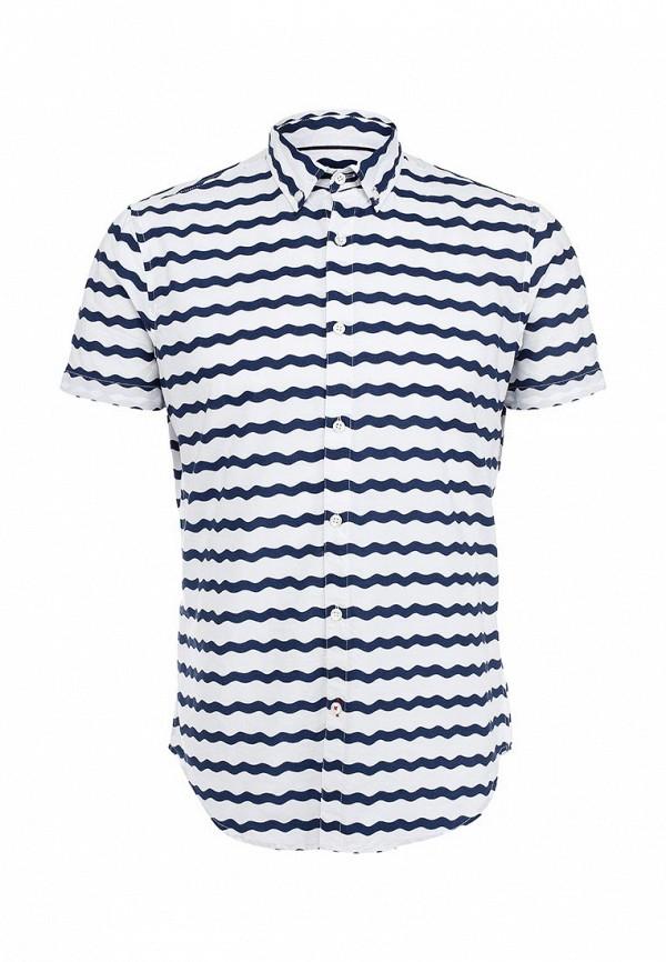 Рубашка с коротким рукавом Burton Menswear London 22P31GNVY: изображение 1