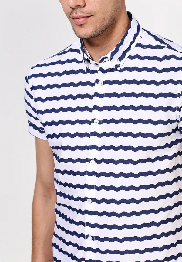 Рубашка с коротким рукавом Burton Menswear London 22P31GNVY: изображение 2