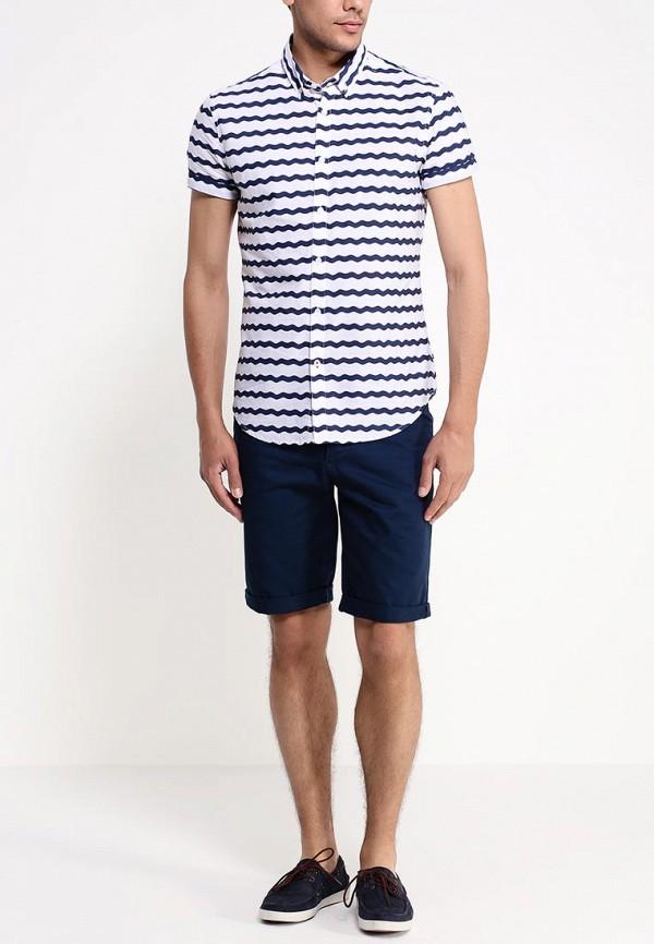 Рубашка с коротким рукавом Burton Menswear London 22P31GNVY: изображение 3