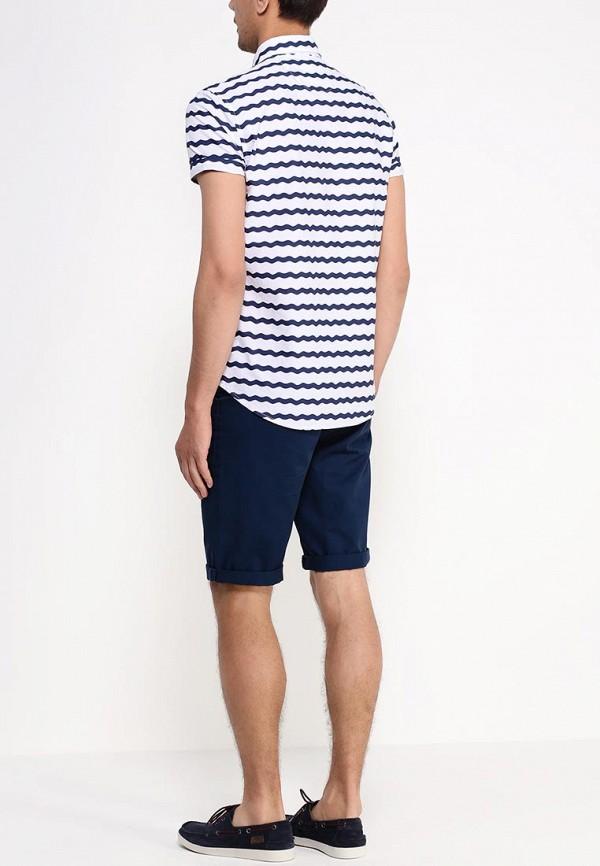 Рубашка с коротким рукавом Burton Menswear London 22P31GNVY: изображение 4