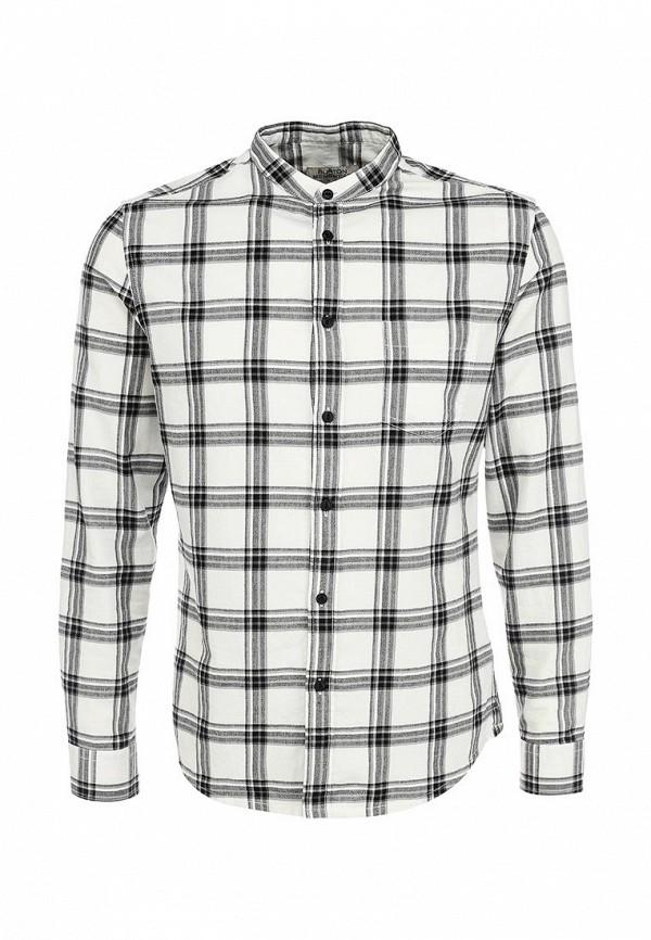 Рубашка с длинным рукавом Burton Menswear London 22S02GBLK: изображение 1
