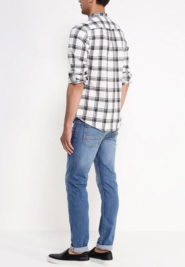 Рубашка с длинным рукавом Burton Menswear London 22S02GBLK: изображение 4