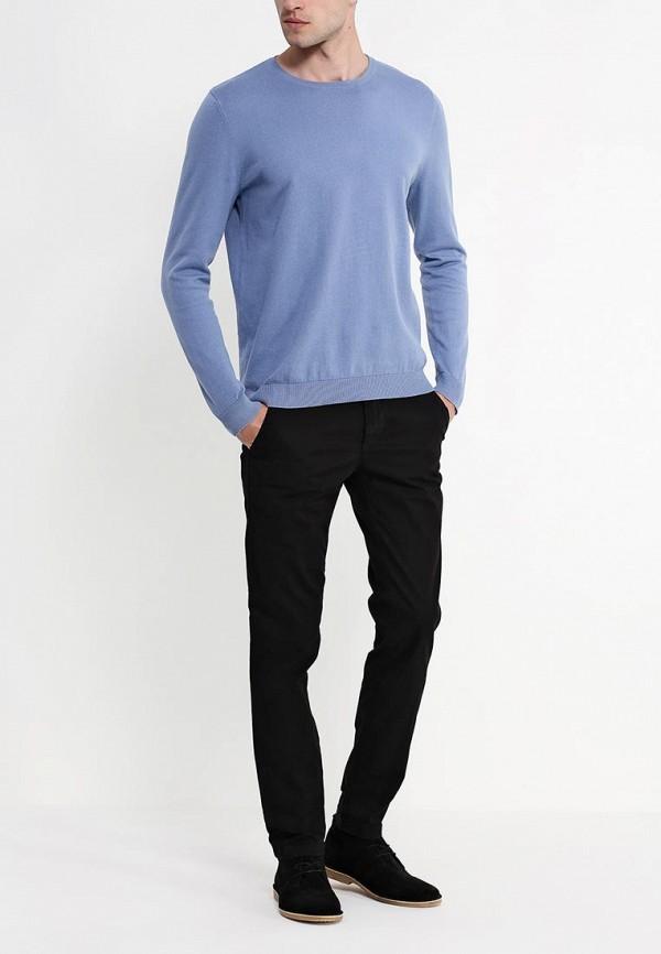 Мужские повседневные брюки Burton Menswear London 23C12GBLK: изображение 3