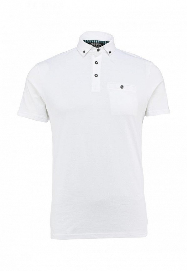 Мужские поло Burton Menswear London 45K08GWHT: изображение 1