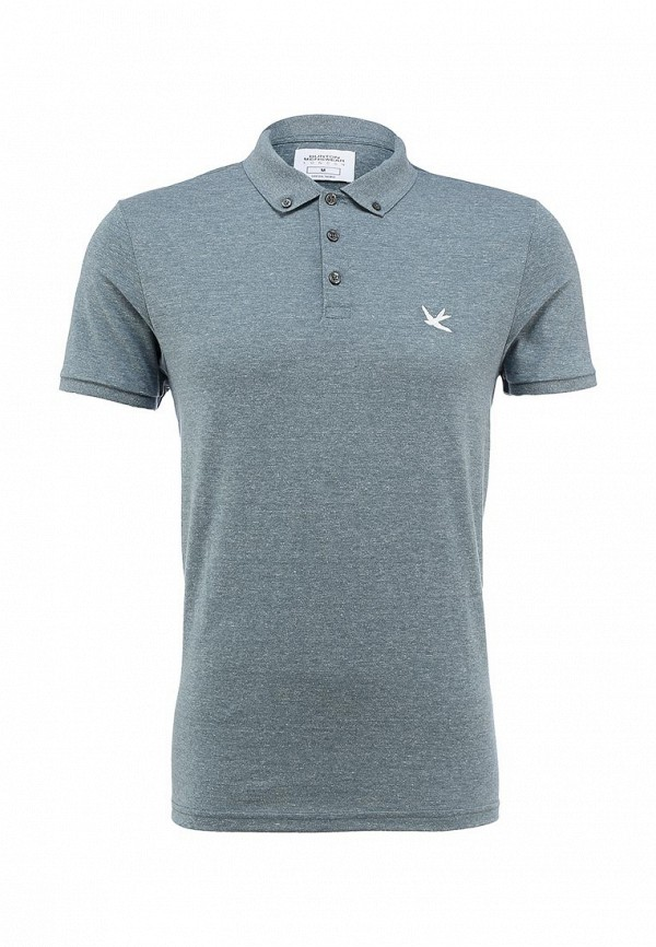 Мужские поло Burton Menswear London 45K11GGRN: изображение 1
