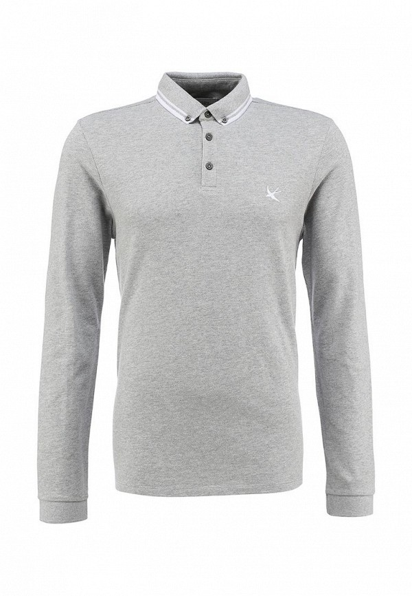 Мужские поло Burton Menswear London 46F08GGRY: изображение 1