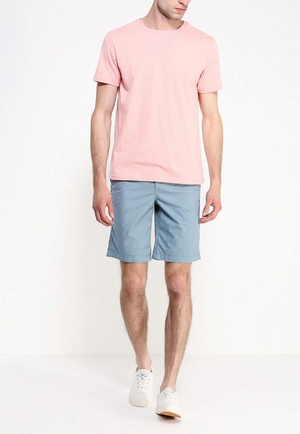 Мужские повседневные шорты Burton Menswear London 88C10GBLU: изображение 3