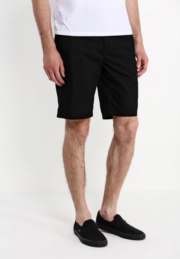Мужские повседневные шорты Burton Menswear London 88C15GBLK: изображение 2