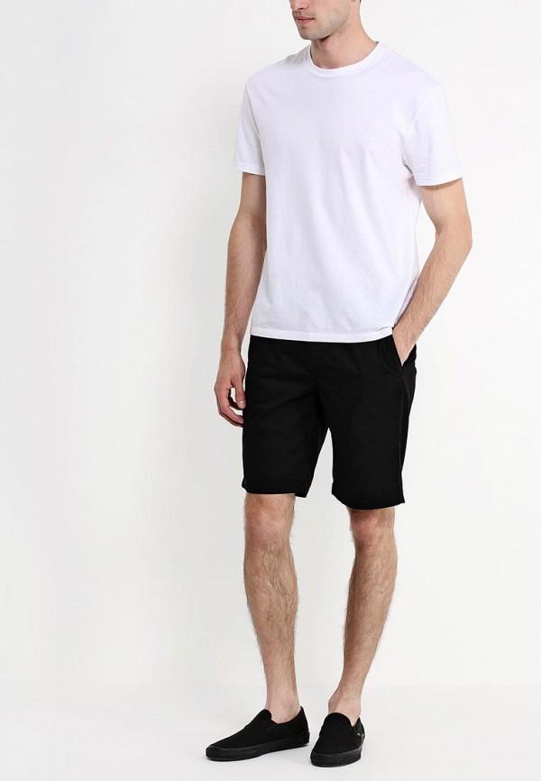 Мужские повседневные шорты Burton Menswear London 88C15GBLK: изображение 3