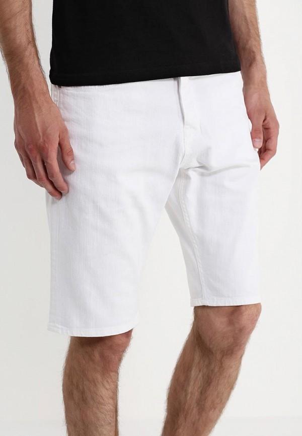 Мужские повседневные шорты Burton Menswear London 88D02GWHT: изображение 2