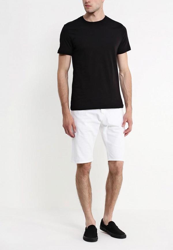 Мужские повседневные шорты Burton Menswear London 88D02GWHT: изображение 3