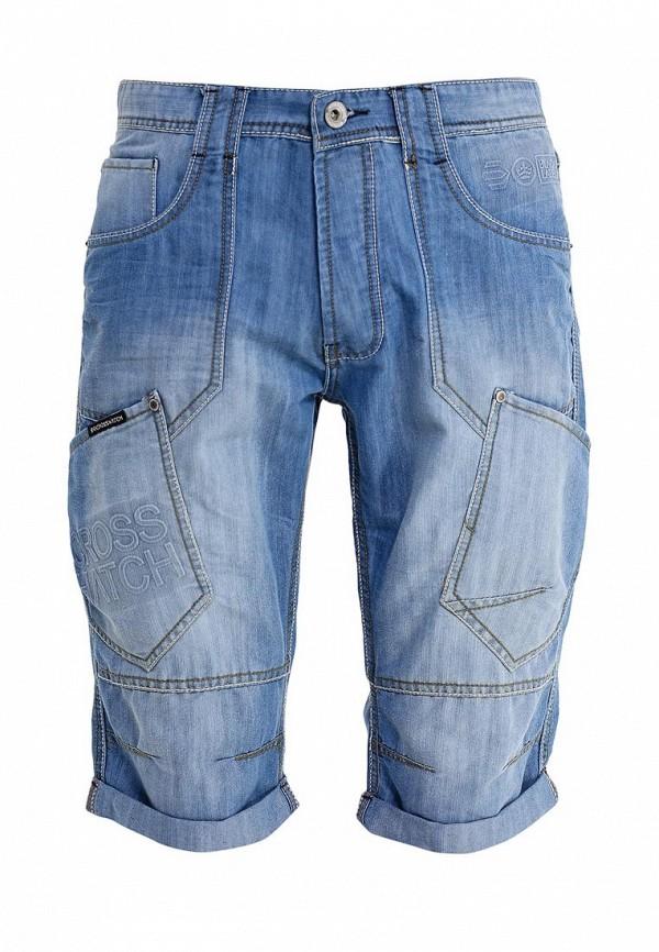 Мужские повседневные шорты Burton Menswear London 88D03GBLU: изображение 1